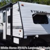 2019 Coachmen Viking 17FQS  - Travel Trailer New  in Egg Harbor City NJ For Sale by White Horse RV Center (Galloway Twp) call 609-404-1717 today for more info.