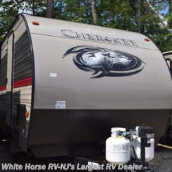 2019 Forest River Cherokee 264L  - Travel Trailer New  in Egg Harbor City NJ For Sale by White Horse RV Center (Galloway Twp) call 609-404-1717 today for more info.