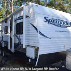 Used 2013 Keystone Springdale 282BHSSR For Sale by White Horse RV Center (Galloway Twp) available in Egg Harbor City, New Jersey