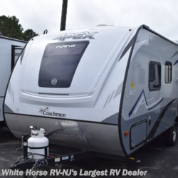 New 2019 Coachmen Apex Nano 187RB For Sale by White Horse RV Center (Galloway Twp) available in Egg Harbor City, New Jersey