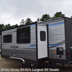 White Horse RV Center (Galloway Twp) 2019 Catalina 243RBS  Travel Trailer by Coachmen | Egg Harbor City, New Jersey