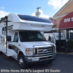 New 2019 Entegra Coach Odyssey 26D For Sale by White Horse RV Center (Galloway Twp) available in Egg Harbor City, New Jersey