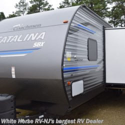 2019 Coachmen Catalina SBX 321BHDS CK  - Travel Trailer New  in Egg Harbor City NJ For Sale by White Horse RV Center (Galloway Twp) call 609-404-1717 today for more info.