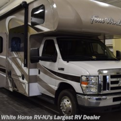 Used 2015 Thor Motor Coach Four Winds 31E 2-BdRM Bunk Beds & Full Wall Slide For Sale by White Horse RV Center (Galloway Twp) available in Egg Harbor City, New Jersey