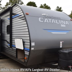 2019 Coachmen Catalina SBX 261BH  - Travel Trailer New  in Egg Harbor City NJ For Sale by White Horse RV Center (Galloway Twp) call 609-404-1717 today for more info.