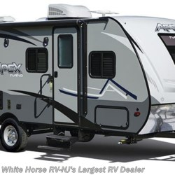 Stock Image for 2019 Coachmen Apex Nano 203RBK (options and colors may vary)