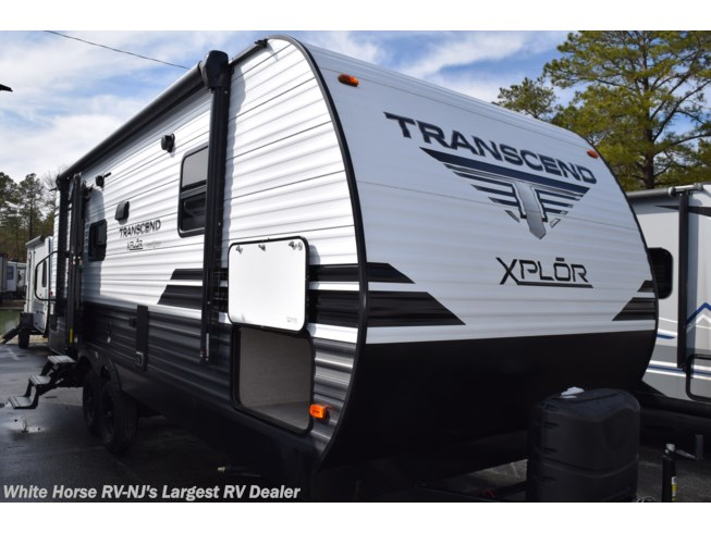 New 2020 Grand Design Transcend Xplor 221RB available in Egg Harbor City, New Jersey