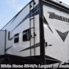 White Horse RV Center (Galloway Twp) 2019 Momentum G-Class 320G  Toy Hauler by Grand Design | Egg Harbor City, New Jersey