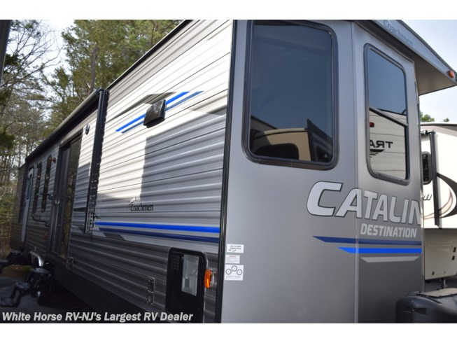 New 2020 Coachmen Catalina Destination 39FKTS available in Egg Harbor City, New Jersey