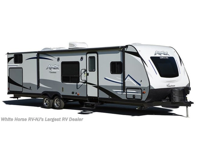 Stock Image for 2020 Coachmen Apex 290BHS (options and colors may vary)
