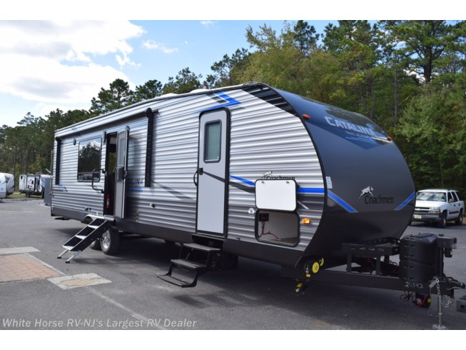 2021 Catalina Trail Blazer 30THS by Coachmen from White Horse RV Center in Egg Harbor City, New Jersey