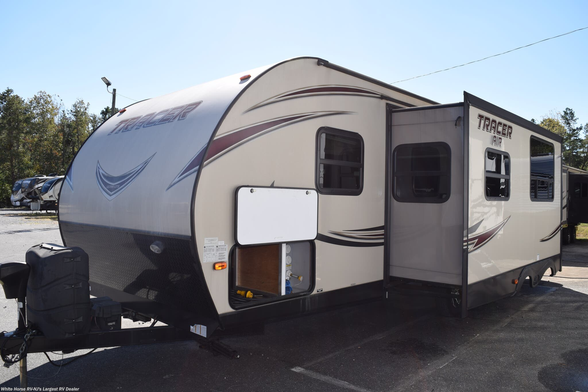 Used Tracer Travel trailers for sale - TrailersMarket.com