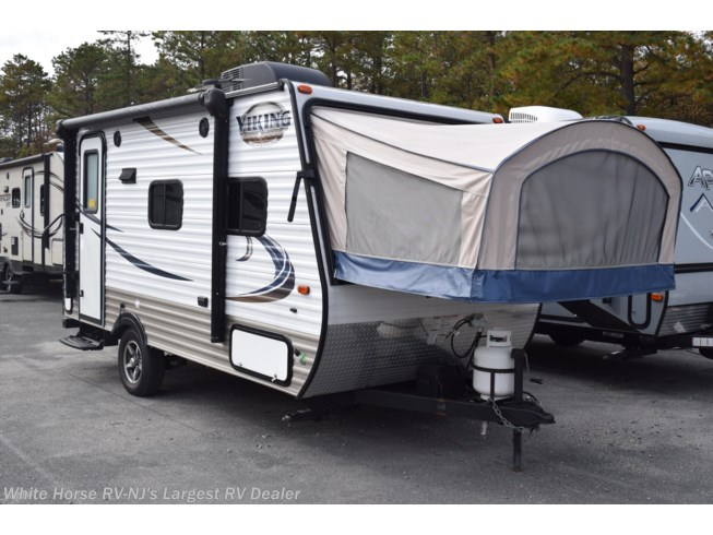 Used 2017 Coachmen Viking 16RBD available in Egg Harbor City, New Jersey
