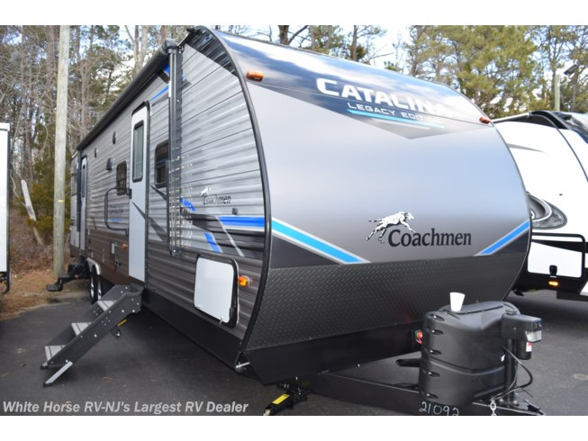 New 2021 Coachmen Catalina Legacy Edition 323BHDSCK available in Egg Harbor City, New Jersey