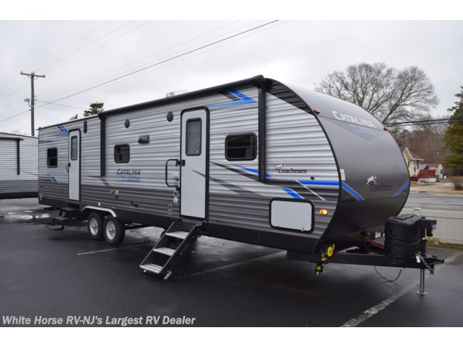 New 2021 Coachmen Catalina Trail Blazer 29THS available in Egg Harbor City, New Jersey