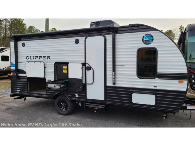 New 2021 Coachmen Clipper 182DBU available in Egg Harbor City, New Jersey