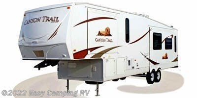 2011 Gulf Stream Canyon Trail XLT 30FBHS