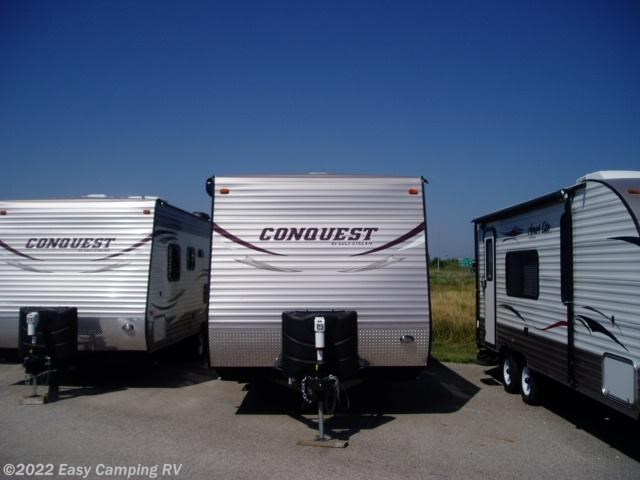 2014 Gulf Stream Conquest 24BHL