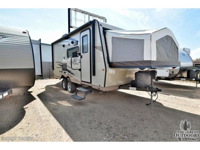 New 2019 Forest River Rockwood Roo 183 available in Evans, Colorado