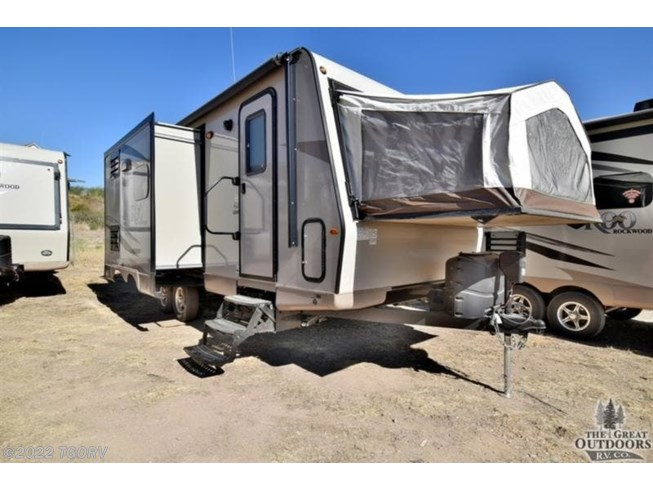 New 2019 Forest River Roo 23IKSS available in Evans, Colorado