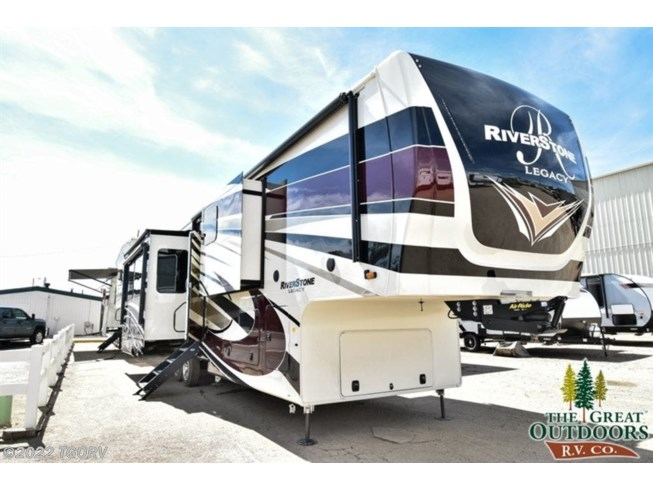 New 2020 Forest River RiverStone 39RKFB available in Greeley, Colorado