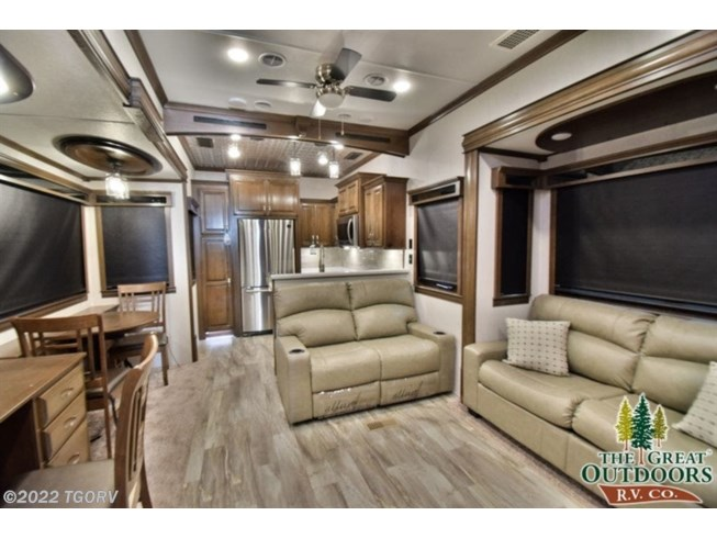 2020 Forest River RiverStone 39RKFB - New Fifth Wheel For Sale by TGORV in Greeley, Colorado