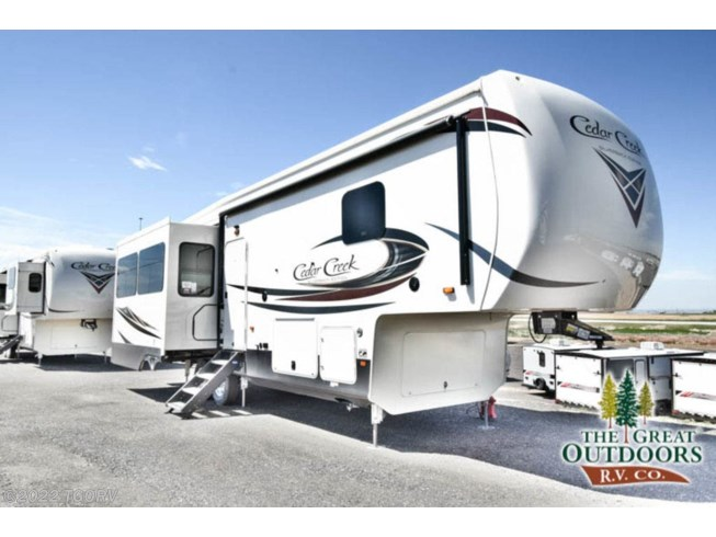 New 2021 Forest River Cedar Creek Silverback Edition 29RW available in Greeley, Colorado