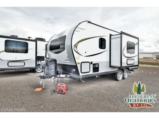 New 2021 Forest River Rockwood Mini Lite 2109S available in Evans, Colorado