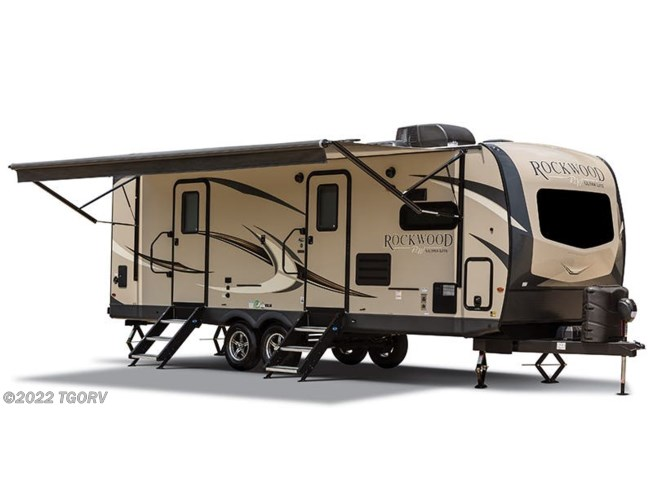 New 2021 Forest River ROCKWOOD-ULTRA-LITE 2614BS available in Greeley, Colorado