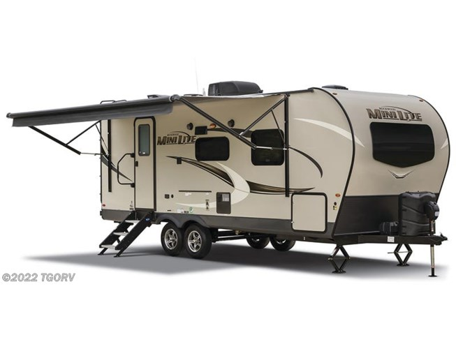 New 2021 Forest River ROCKWOOD-MINI-LITE 2104S available in Greeley, Colorado