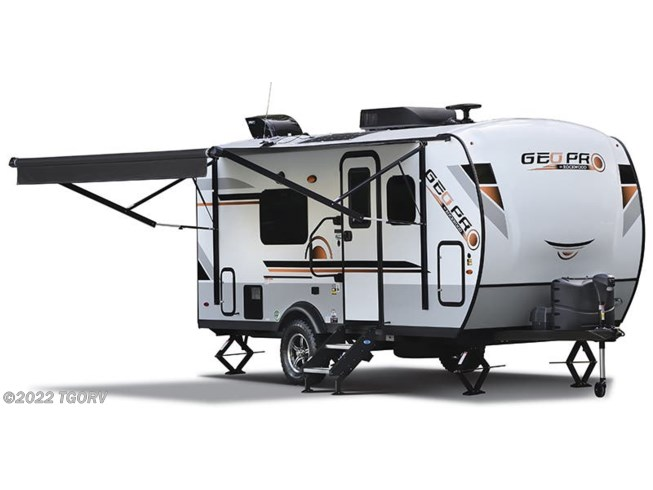 New 2021 Forest River ROCKWOOD-GEO-PRO 19FD available in Greeley, Colorado