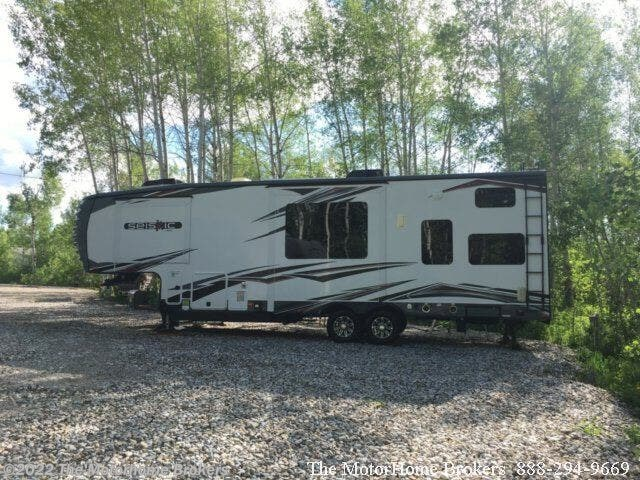 2013 Seismic 3210    SOLD by Jayco from The Motorhome Brokers in Salisbury, Maryland