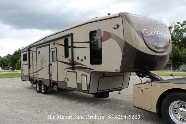 Used 2016 Heartland Gateway 3650BH (SOLD) available in Salisbury, Maryland