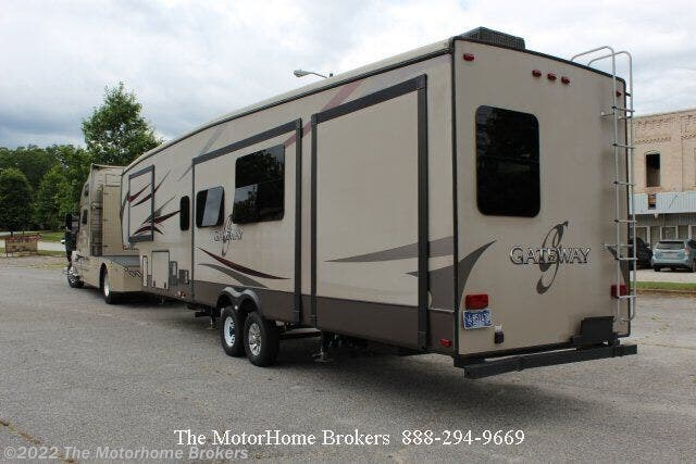 2016 Gateway 3650BH (SOLD) by Heartland from The Motorhome Brokers in Salisbury, Maryland