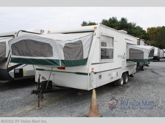 2004 Starcraft Antigua 215SB - Used Travel Trailer For Sale by RV Value Mart Inc. in Lititz, Pennsylvania