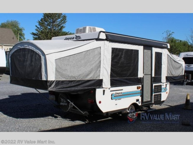 2018 Jay Series Sport 12UD by Jayco from RV Value Mart Inc. in Lititz, Pennsylvania