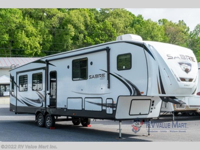 New 2021 Forest River Sabre 36BHQ available in Lititz, Pennsylvania