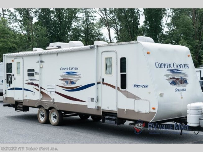 Used 2006 Keystone Sprinter Copper Canyon 298RLS available in Lititz, Pennsylvania
