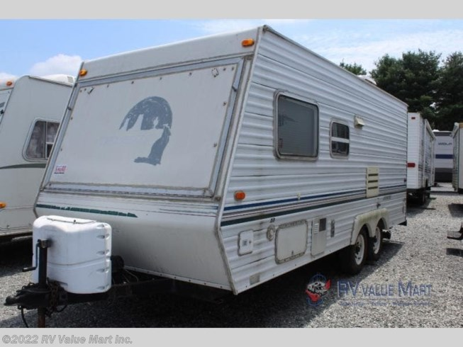 2000 K-Z Coyote 21K - Used Travel Trailer For Sale by RV Value Mart Inc. in Lititz, Pennsylvania