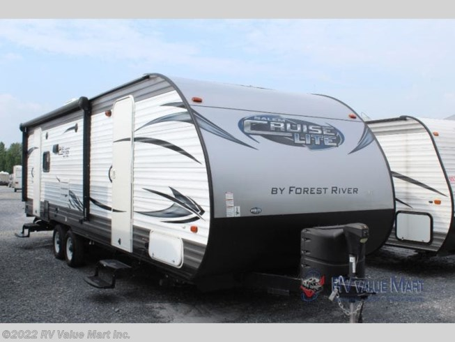 Used 2017 Forest River Salem Cruise Lite 254RLXL available in Lititz, Pennsylvania