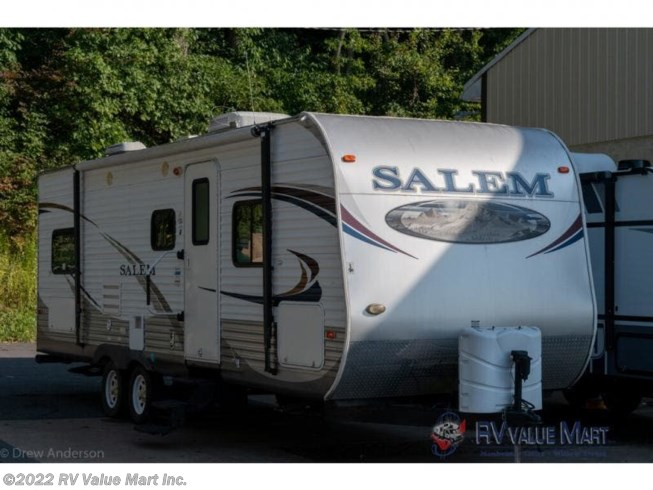 Used 2013 Forest River Salem 26TBUD available in Lititz, Pennsylvania