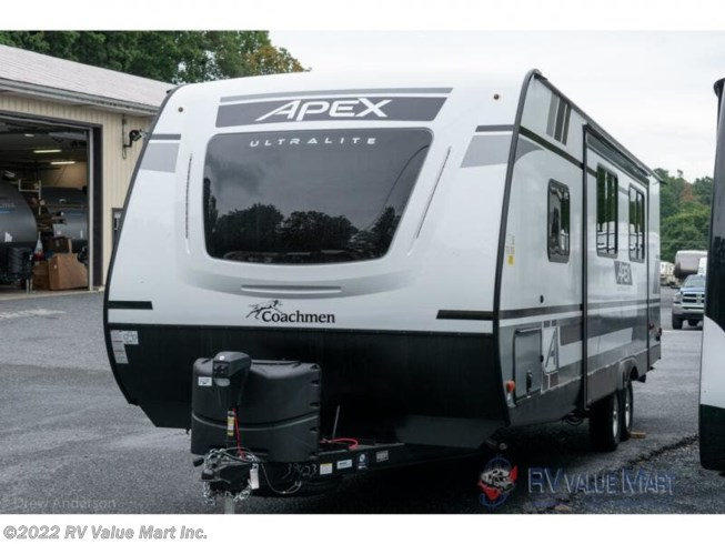 New 2021 Coachmen Apex Ultra-Lite 265RBSS available in Lititz, Pennsylvania
