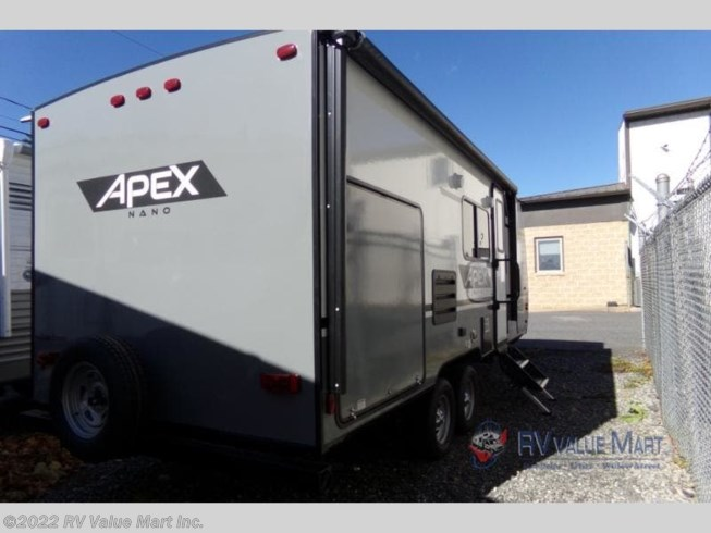 2021 Coachmen Apex Nano 203RBK - New Travel Trailer For Sale by RV Value Mart Inc. in Lititz, Pennsylvania features Slideout