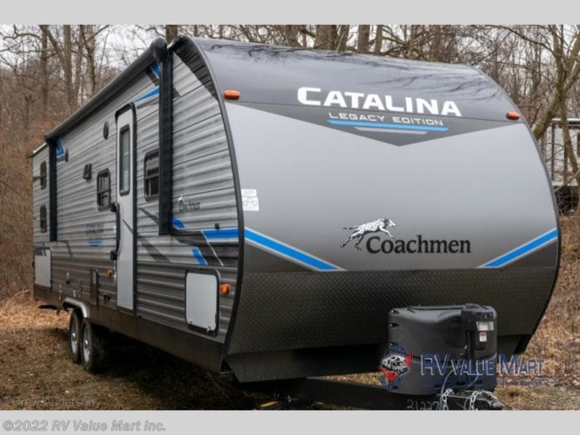 New 2021 Coachmen Catalina Legacy 293QBCK available in Lititz, Pennsylvania