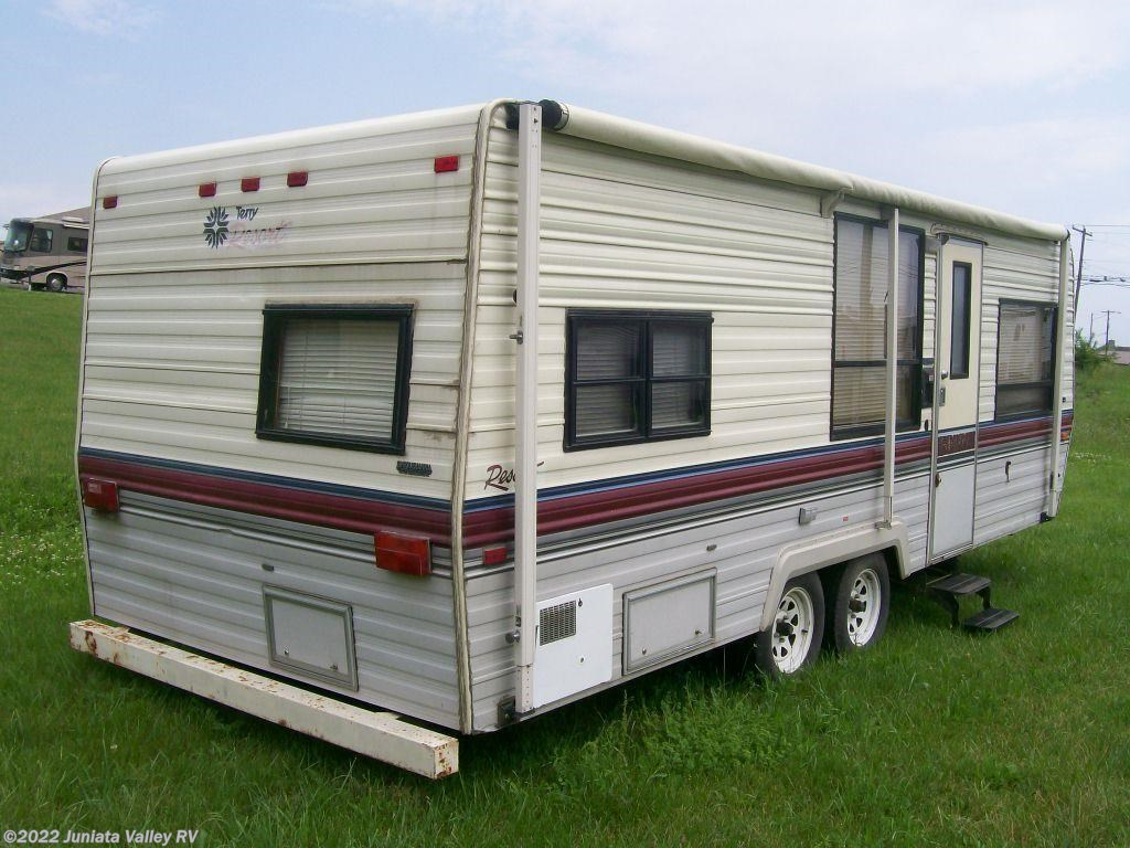 1989 Terry Travel trailer manual