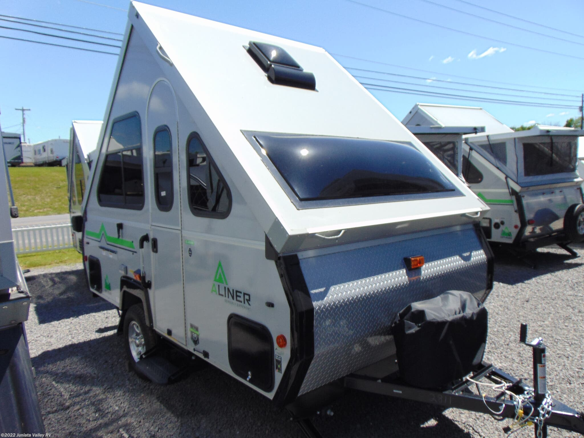 5952 - 2019 Travel Lite Truck Campers 800X for sale in Mifflintown PA