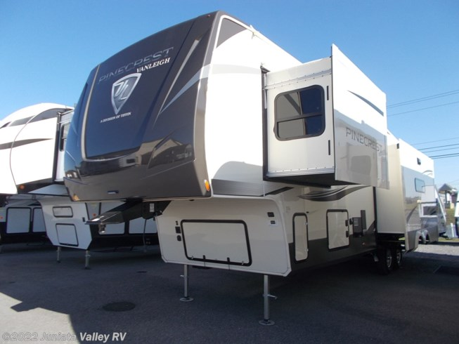 2021 PineCrest 335RLP by Vanleigh from Juniata Valley RV in Mifflintown, Pennsylvania