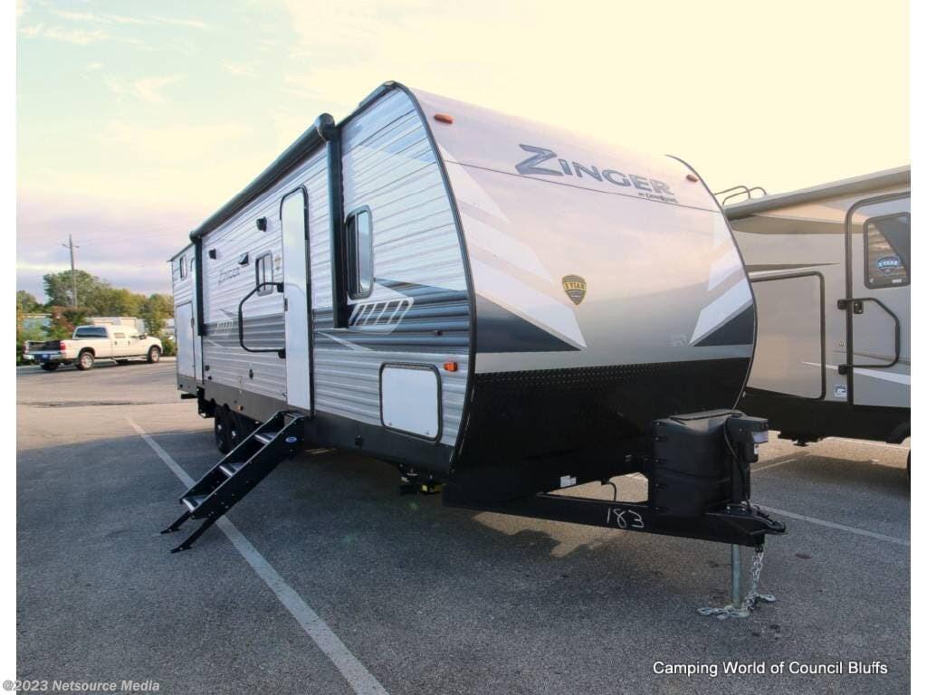 Camping World Council Bluffs >> 2020 Crossroads Rv Zinger 328sb For Sale In Opelika Al 36801 328sb1