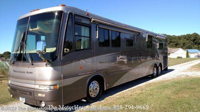2002 Newmar RV Mountain Aire Limited 4371 for Sale in , DE | 02MA4371-1 | RVUSA.com Classifieds