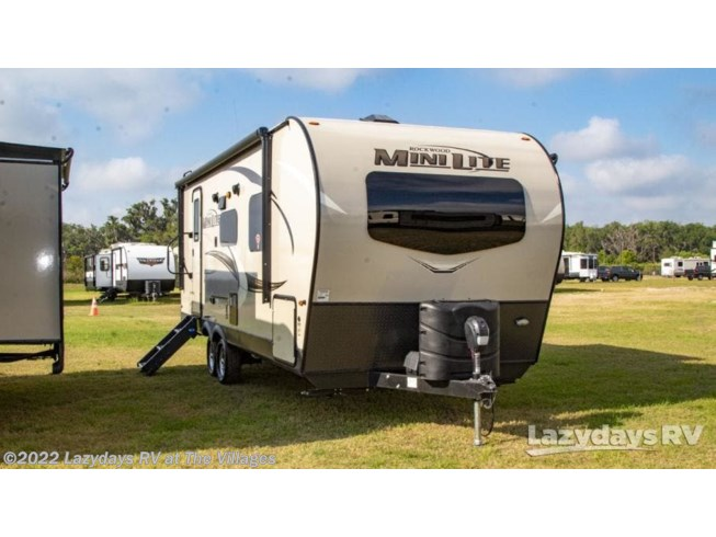 New 2020 Forest River Rockwood Mini Lite 2511S available in Wildwood, Florida